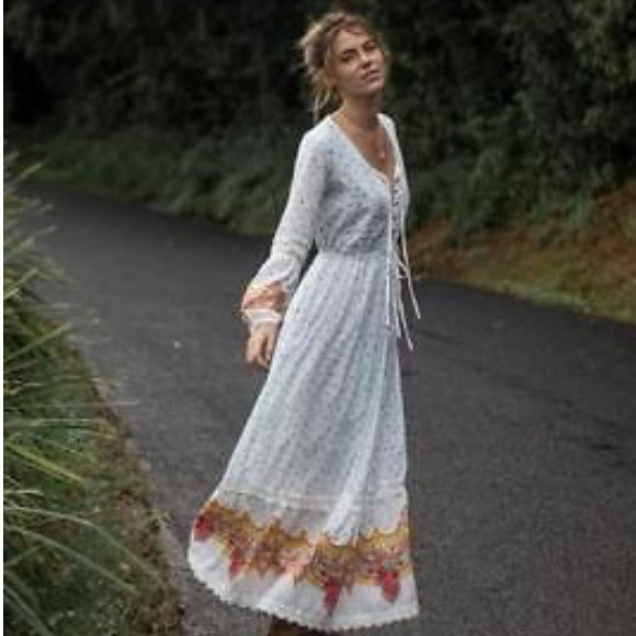 Chasing Unicorns Gypsy Woman Maxi RESERVED